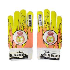 دستکش دروازه بانی پسرانه مدل Real Madrid کد 02
