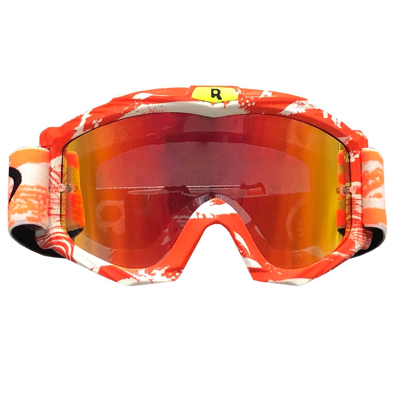 عینک اسکی ردلاین کد MX