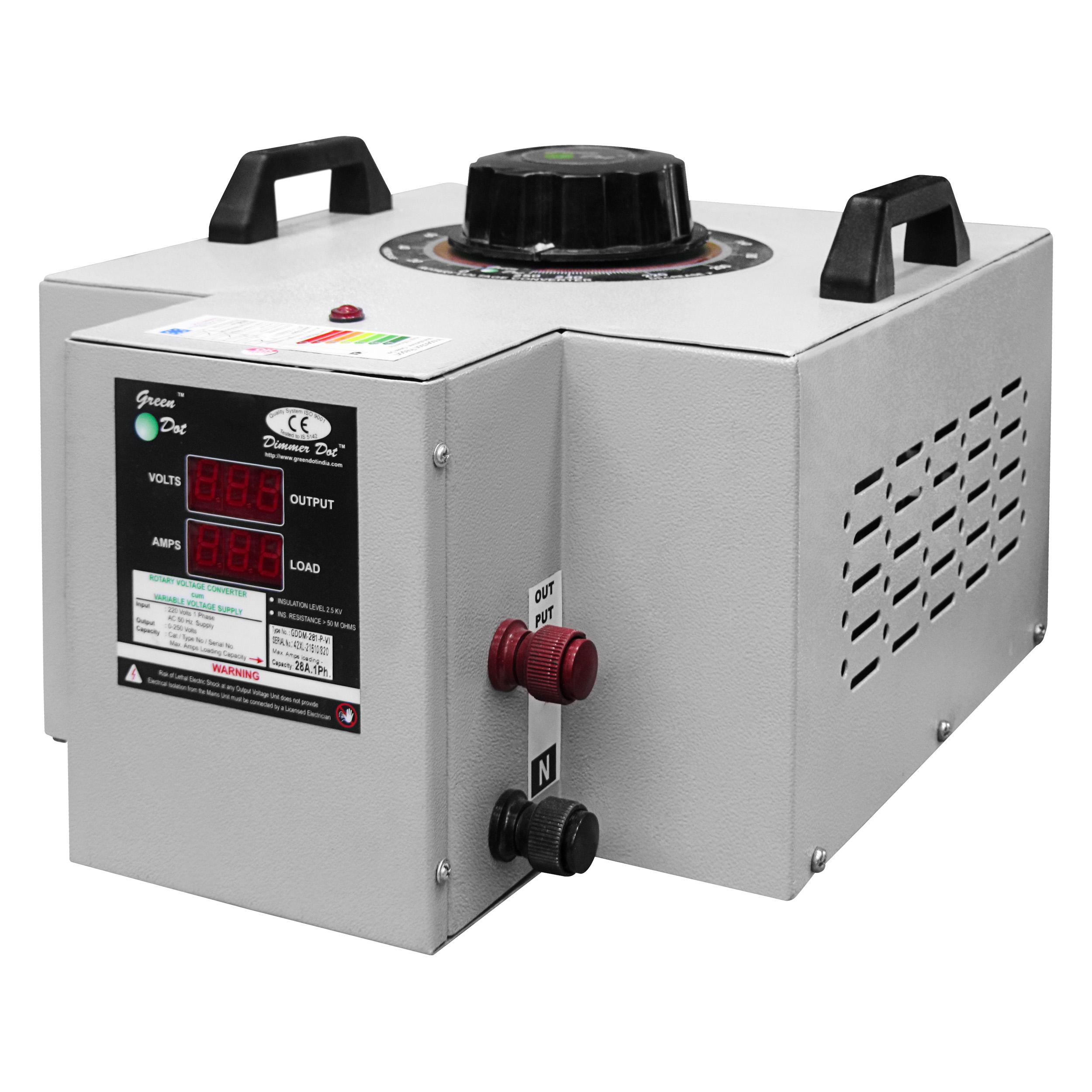 واریاک گرین دات مدل GDDM-281-P-VI توان 7000VA