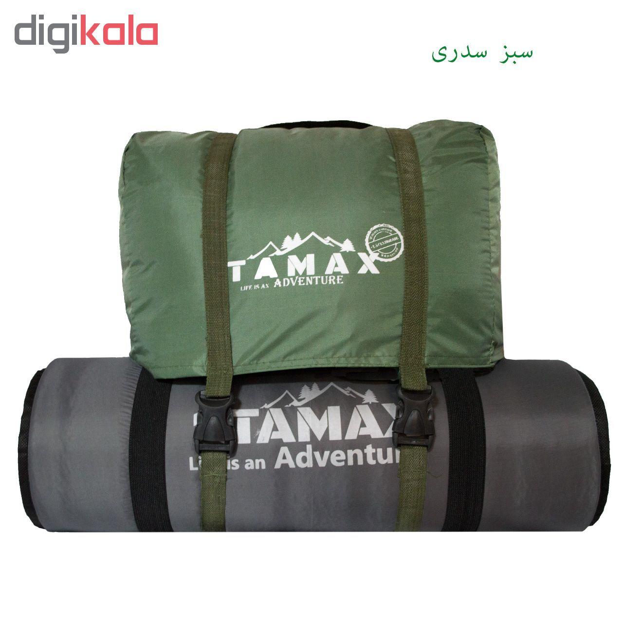 ست کیسه خواب و زیرانداز تامکس مدل Light Adventure main 1 13