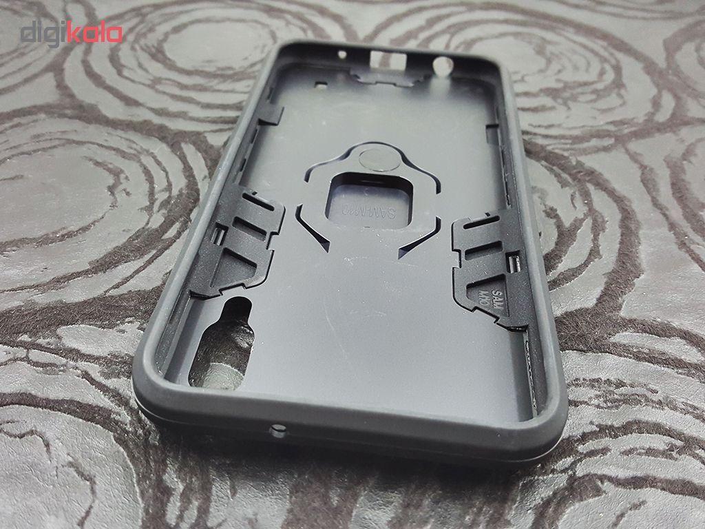 کاور مدل SA242 مناسب برای گوشی موبایل سامسونگ Galaxy M10 / A10 main 1 4