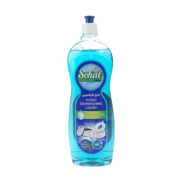 مایع ظرفشویی صحت مدل Blueberry مقدار 1000 گرم