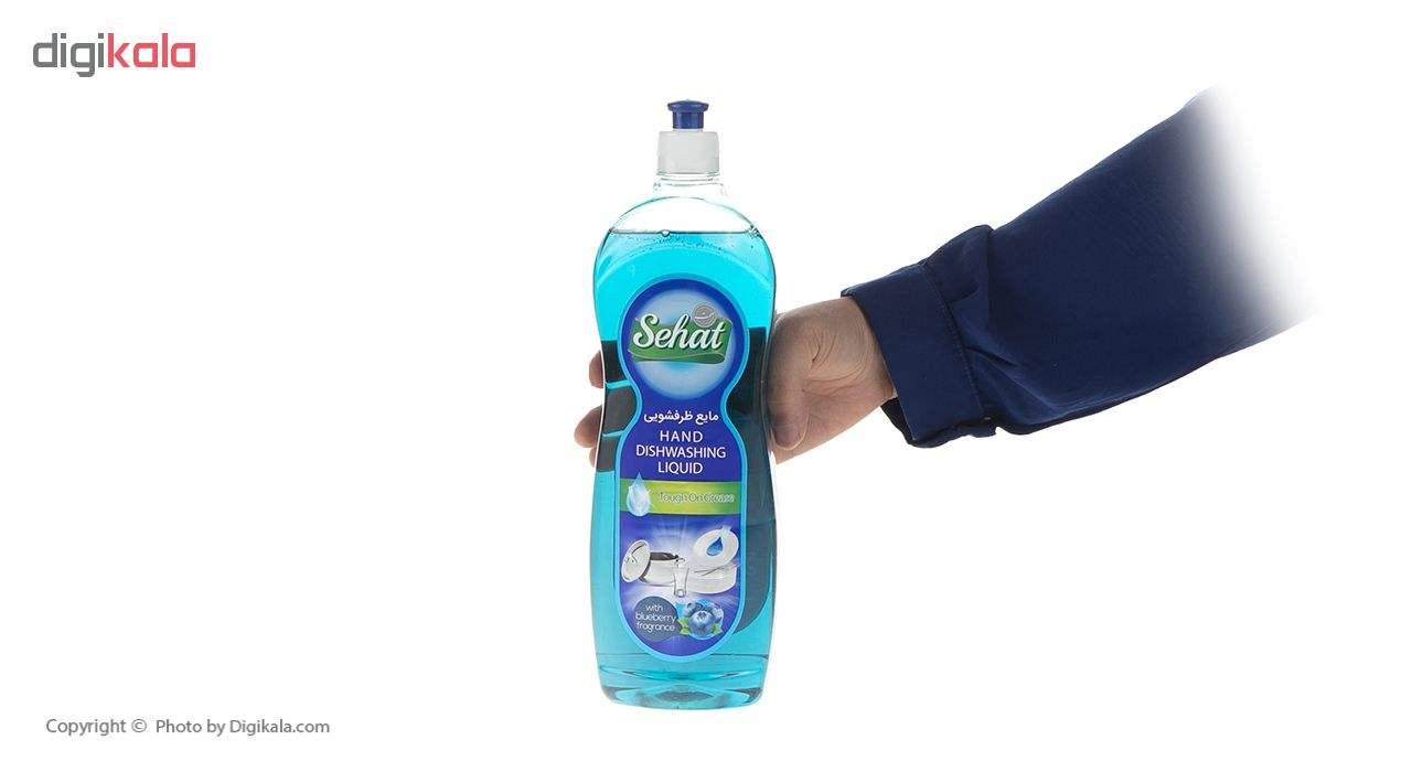 مایع ظرفشویی صحت مدل Blueberry مقدار 1000 گرم main 1 5