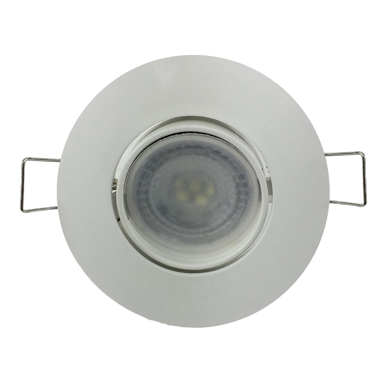 لامپ هالوژن ال ای دی 5 وات آرتین مدل AB20 پایه MR16