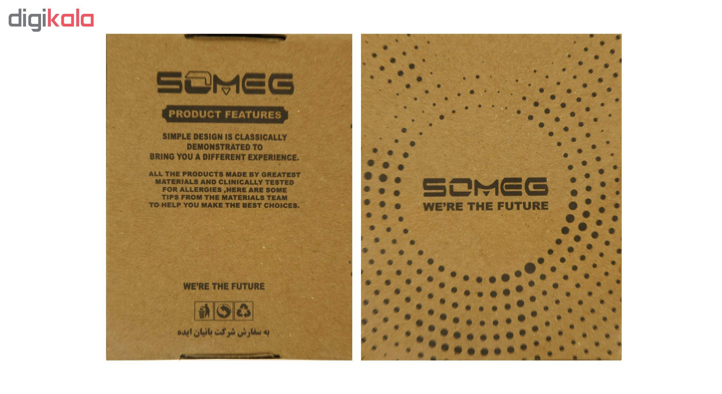 بند سومگ مدل SMG-K2 مناسب برای مچ بند هوشمند شیائومی Mi Band 3 به همراه محافظ صفحه نمایش main 1 21