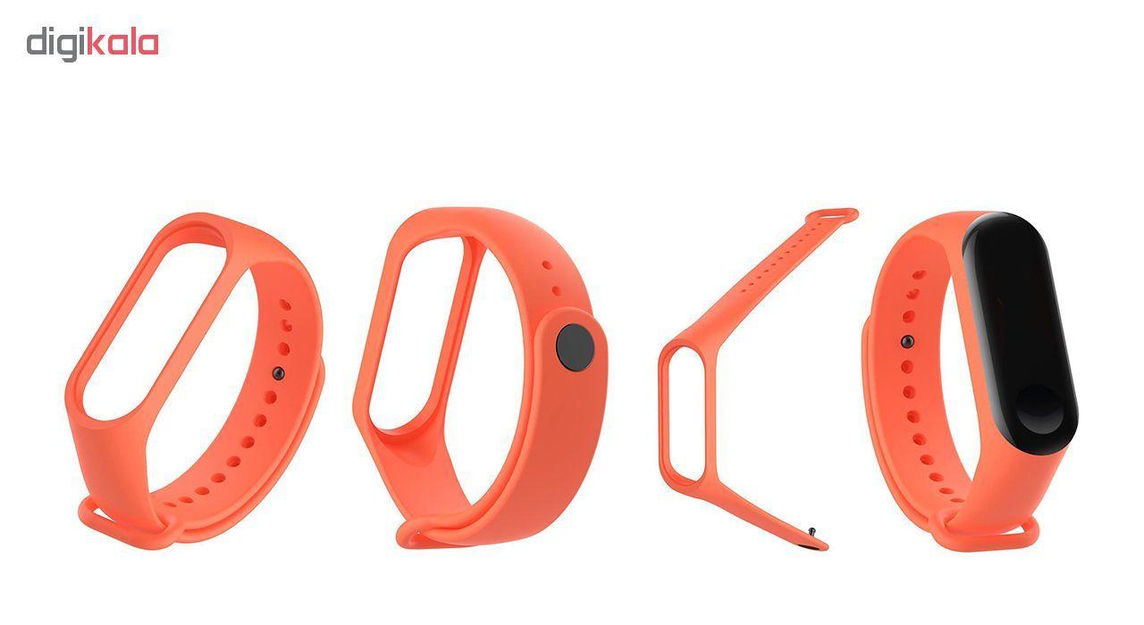 بند سومگ مدل SMG-K2 مناسب برای مچ بند هوشمند شیائومی Mi Band 3 به همراه محافظ صفحه نمایش main 1 18