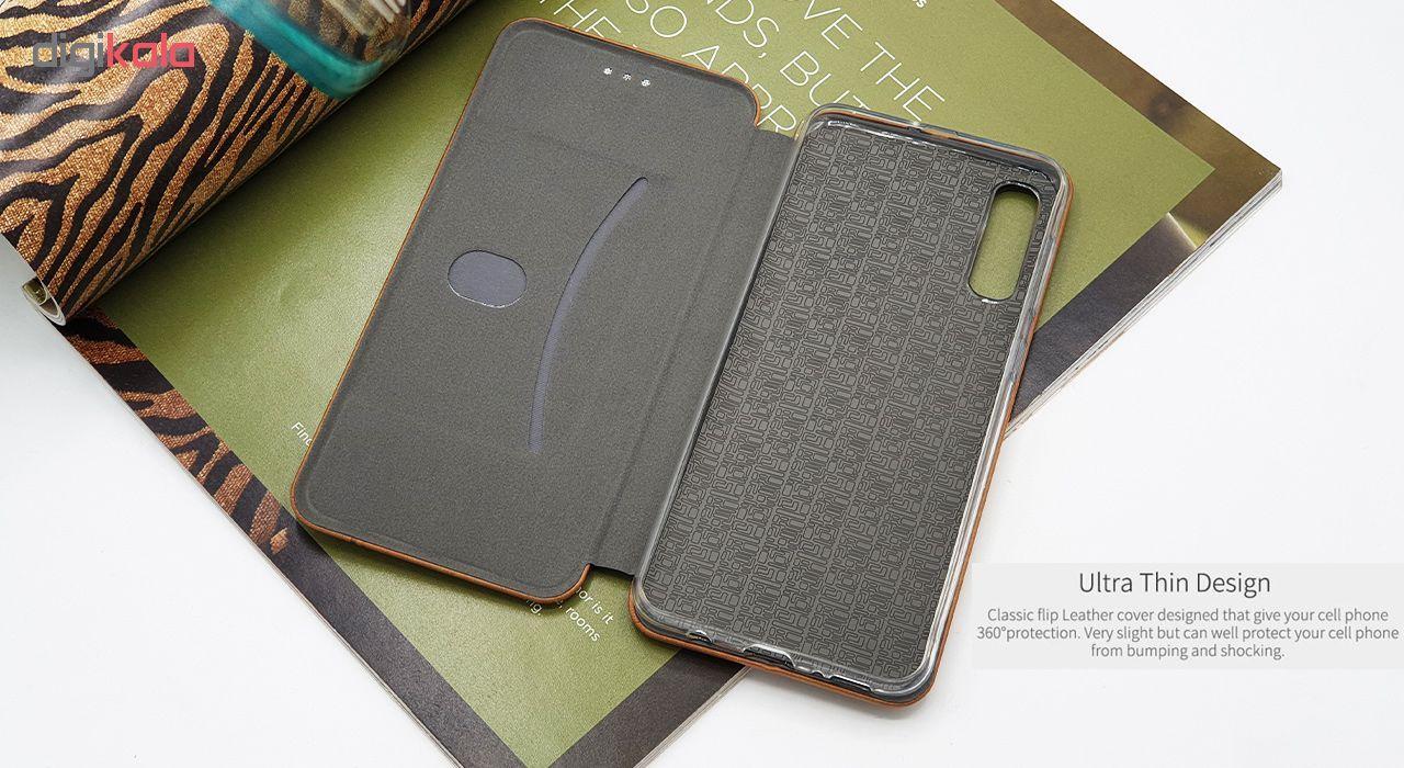 کیف کلاسوری مدل LT-C1 مناسب برای گوش موبایل سامسونگ Galaxy A70