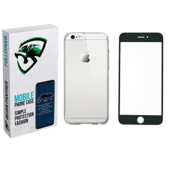 کاور مدل bjnp مناسب برای گوشی موبایل اپل iphone 6/6s به همراه محافظ صفحه نمایش