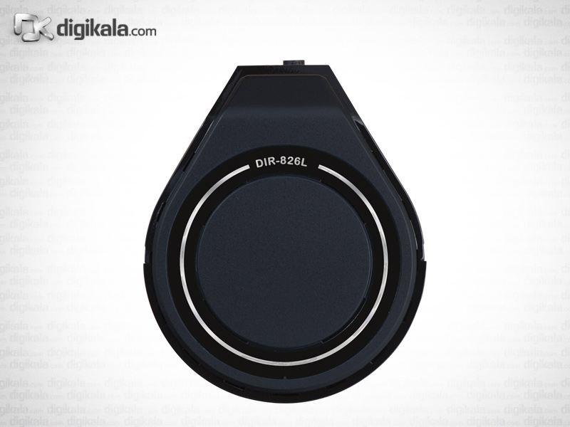 روتر بیسیم N600 و کلاود دی-لینک مدل DIR-826L