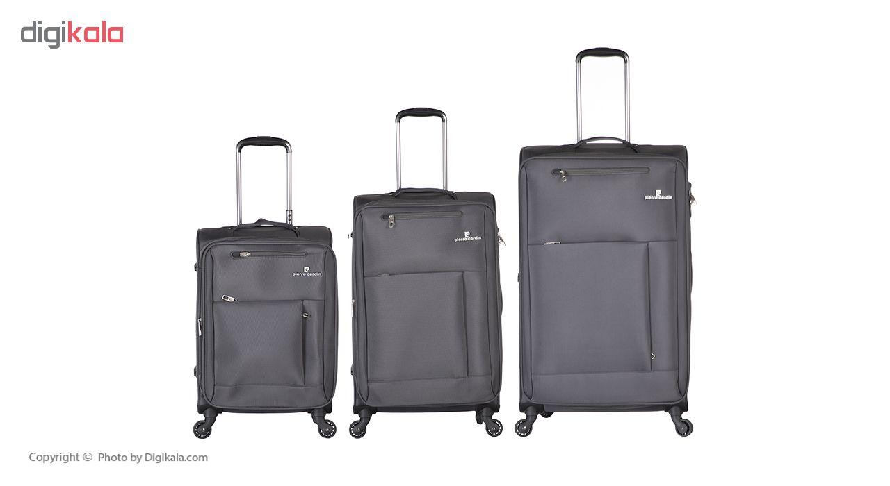 چمدان مدل PC86297 مجموعه 3 عددی