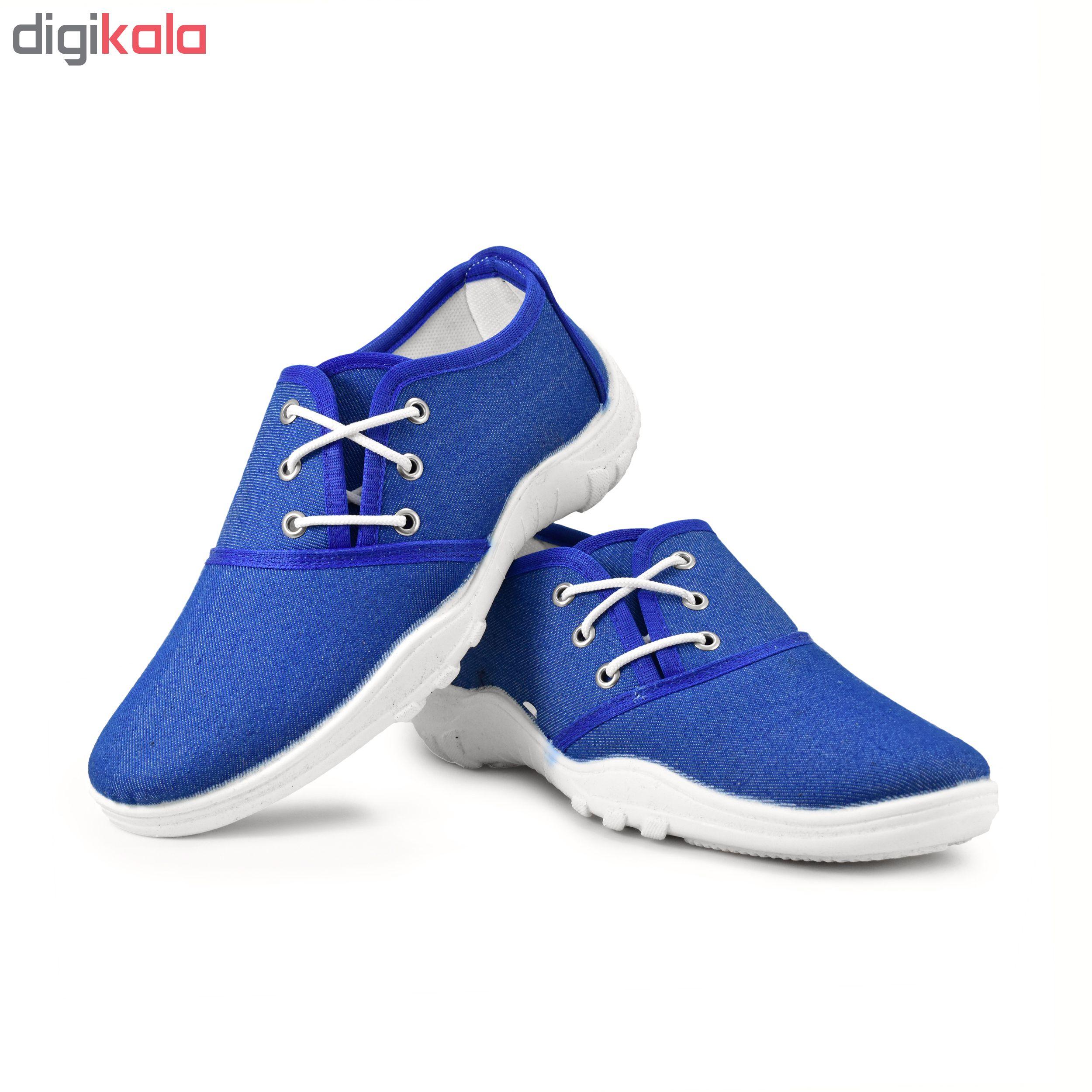 کفش مخصوص پیاده روی زنانه مدل تینا کد 4609