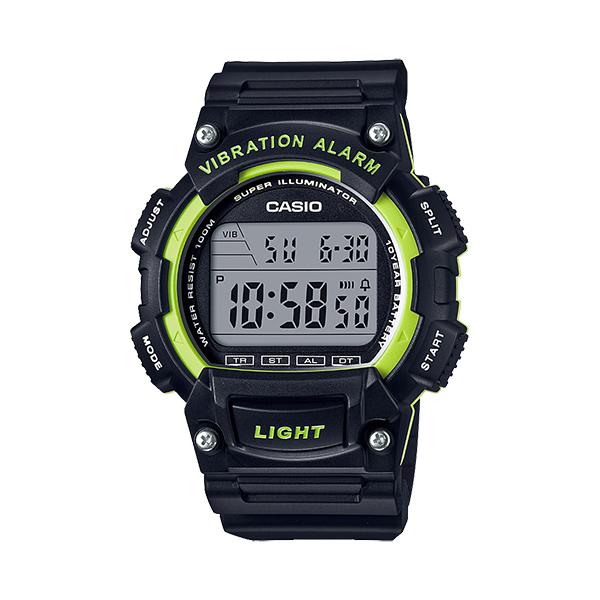 ساعت مچی دیجیتال مردانه کاسیو کد W-736H-3A