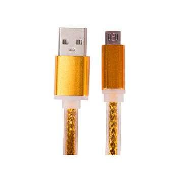 کابل تبدیل USB به microUSB اسکار مدل TR-2.6 طول 1 متر