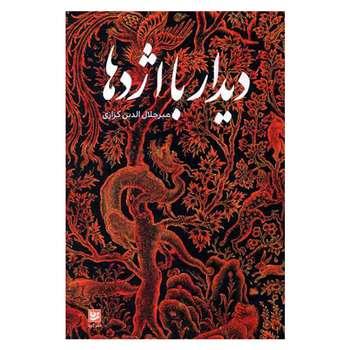 کتاب دیدار با اژدها اثر میرجلال الدین کزازی نشر گویا