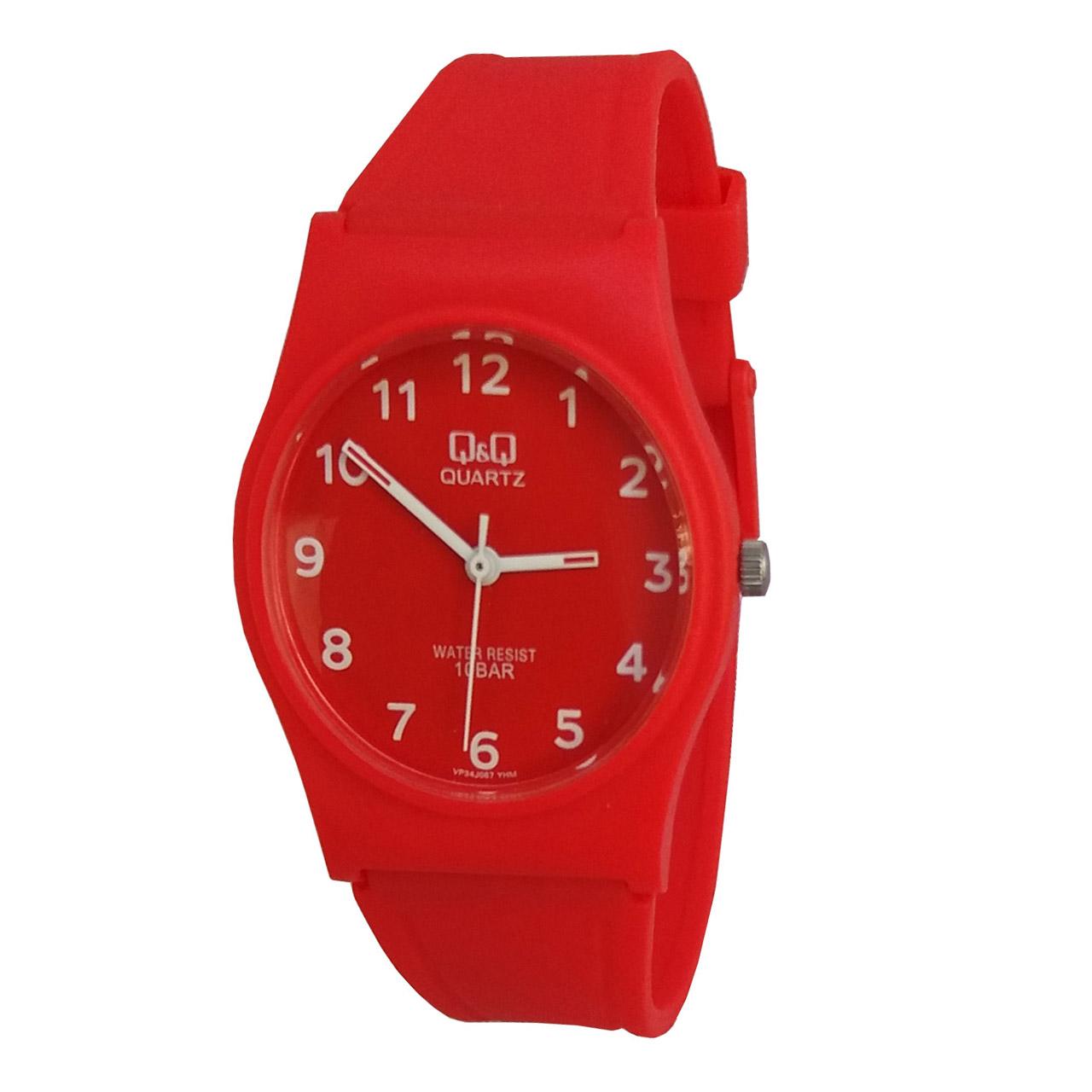 ساعت زنانه برند کیو اند کیو کد VP34
