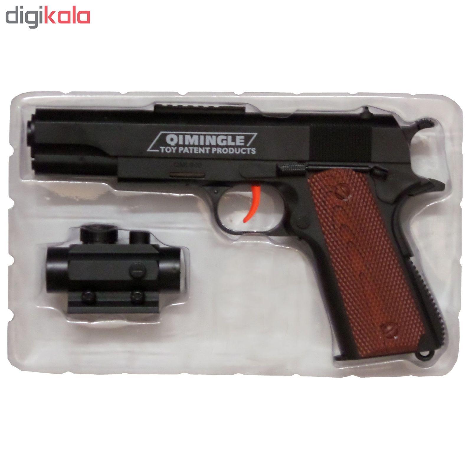 تفنگ بازی مدل B14 main 1 2