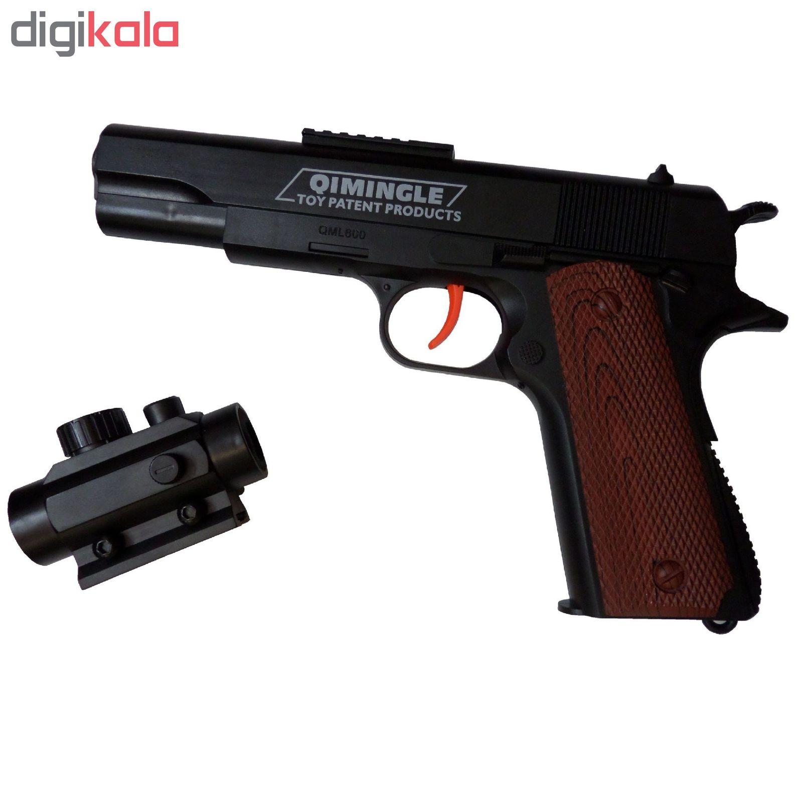 تفنگ بازی مدل B14 main 1 3