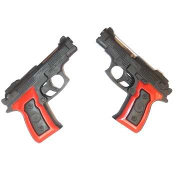 تفنگ بازی مدل A-20 بسته 2 عددی
