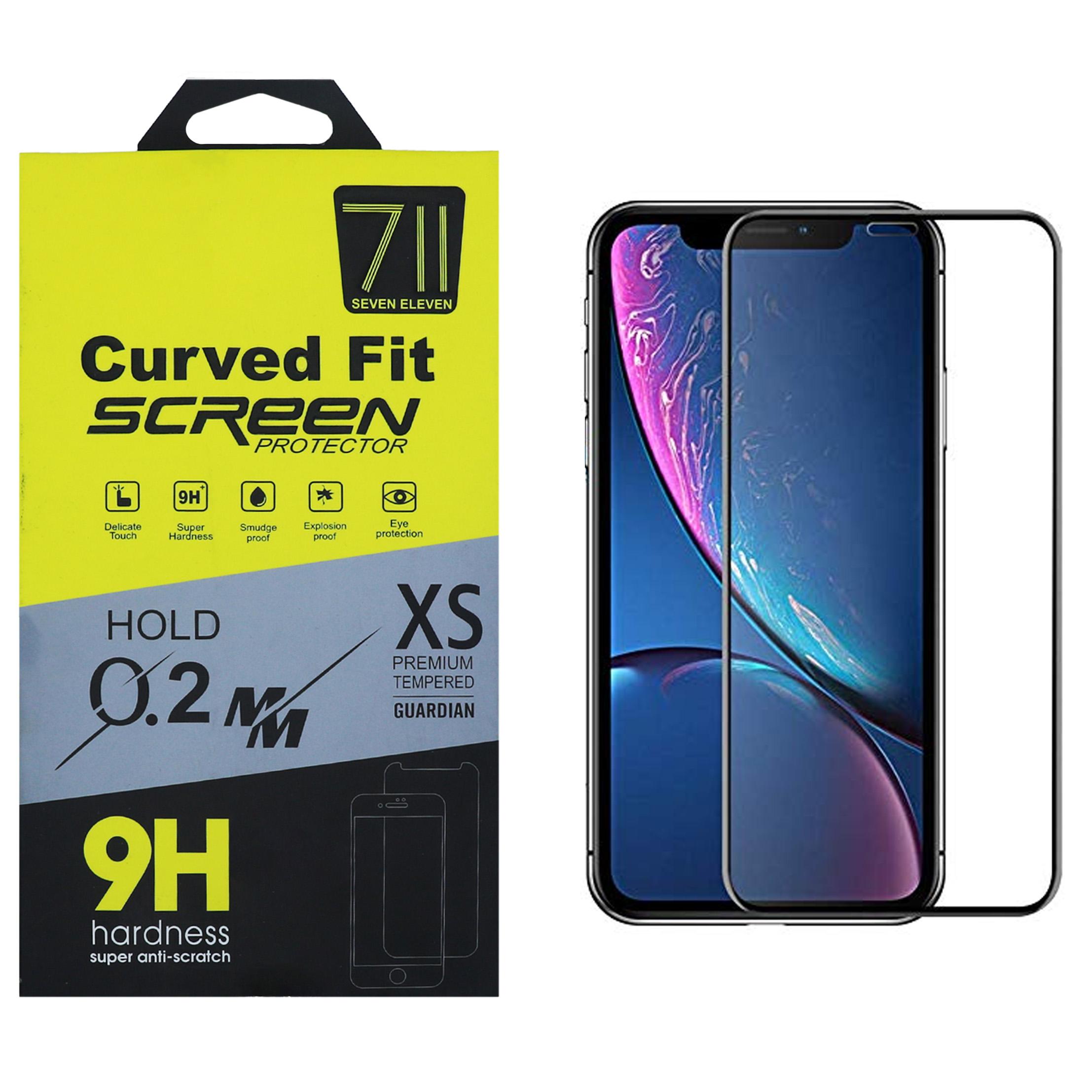 محافظ صفحه نمایش سون الون مدل PU-24 مناسب برای گوشی موبایل اپل iPhone XR