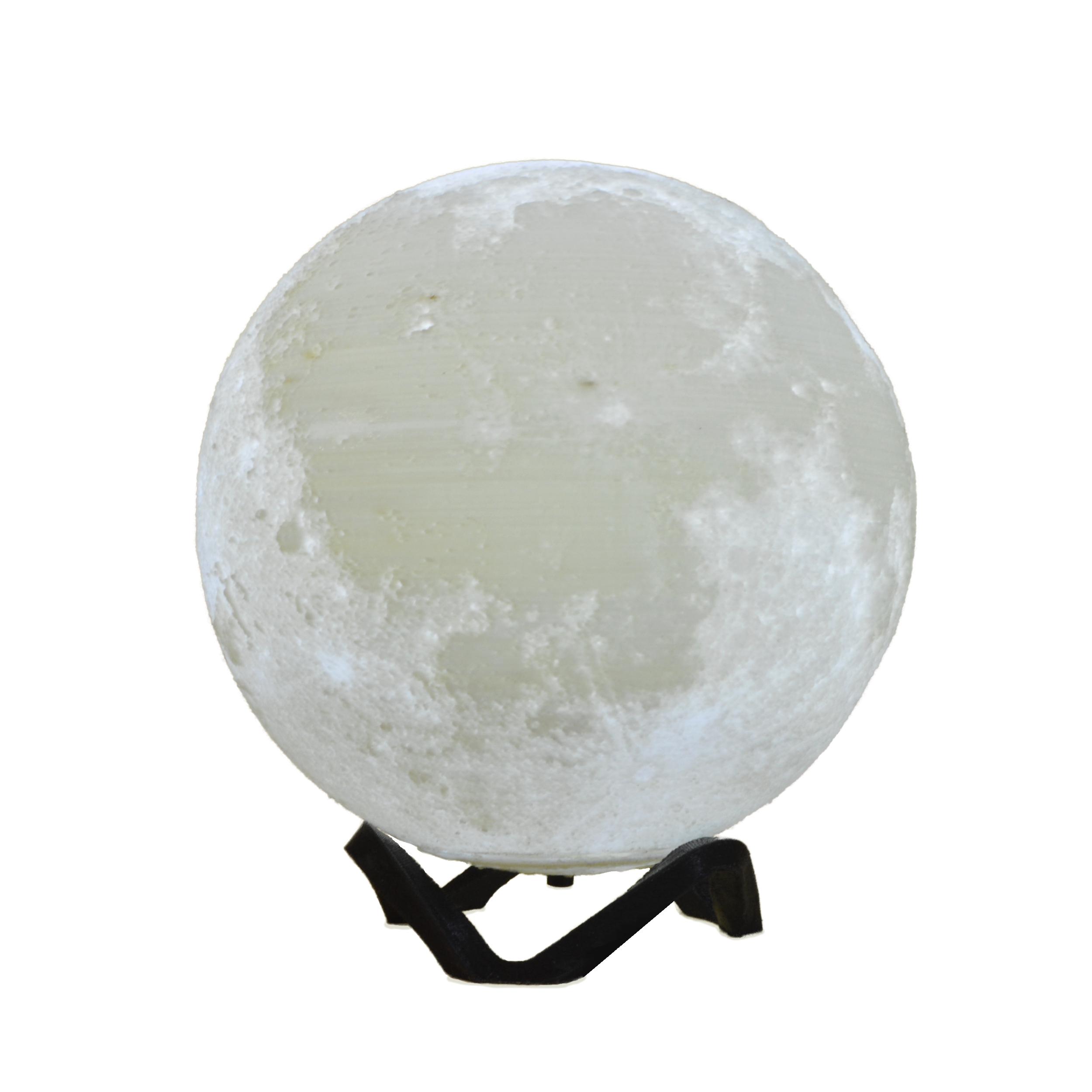 چراغ خواب طرح کره ماه مدل Purity