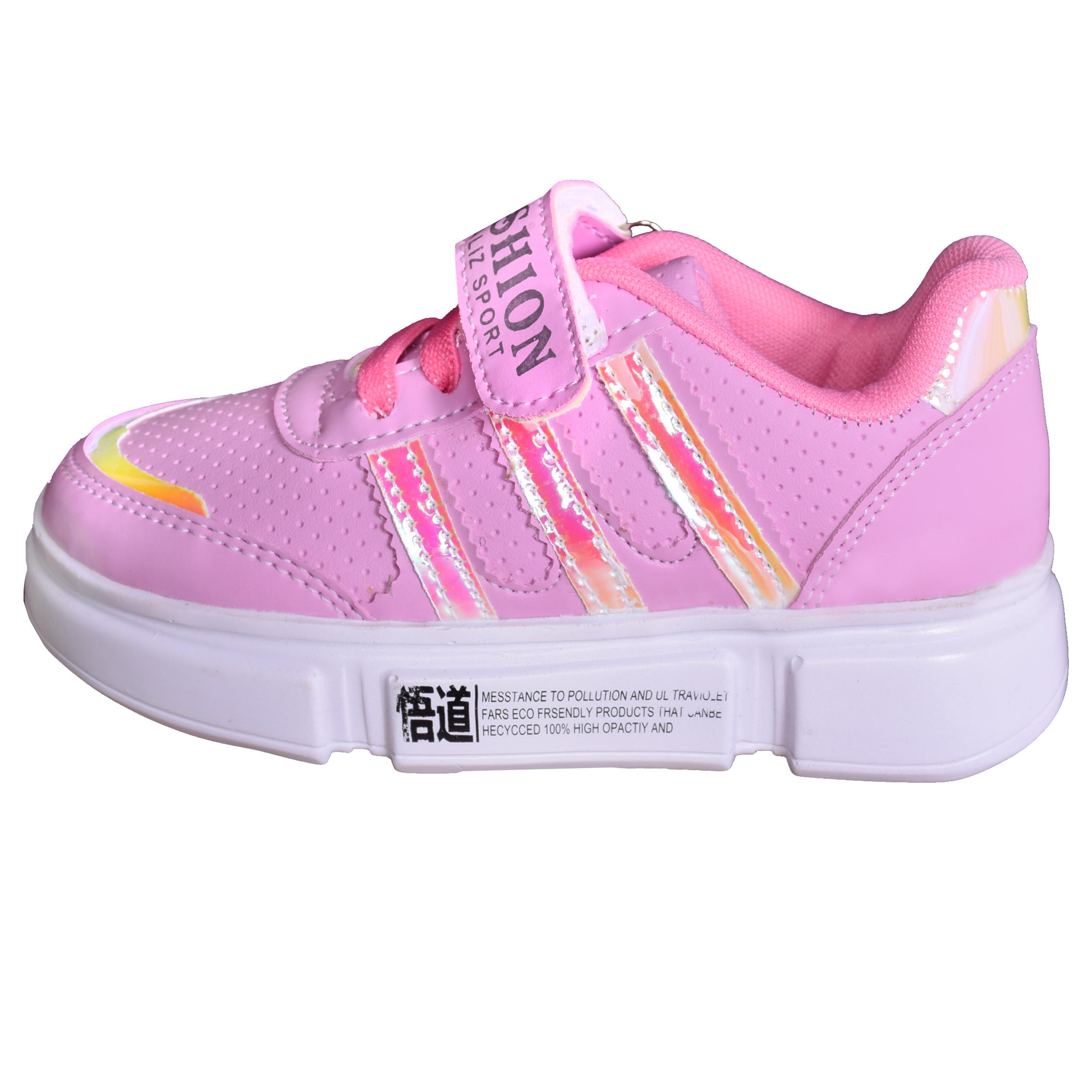 کفش راحتی دخترانه شالیز اسپرت کد PK-3344