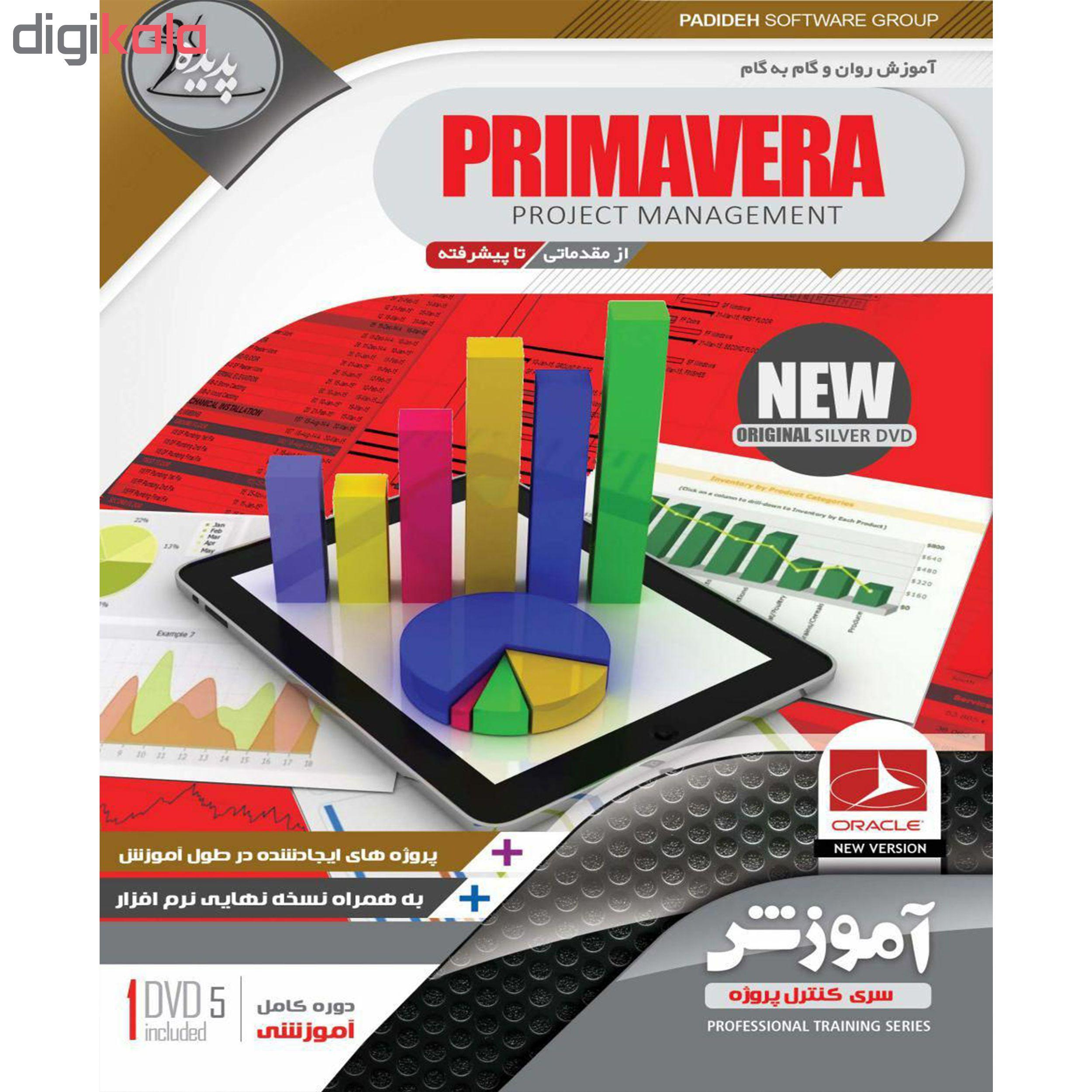 نرم افزار آموزش SPSS نشر پدیده به همراه نرم افزار آموزش PRIMAVERA نشر پدیده