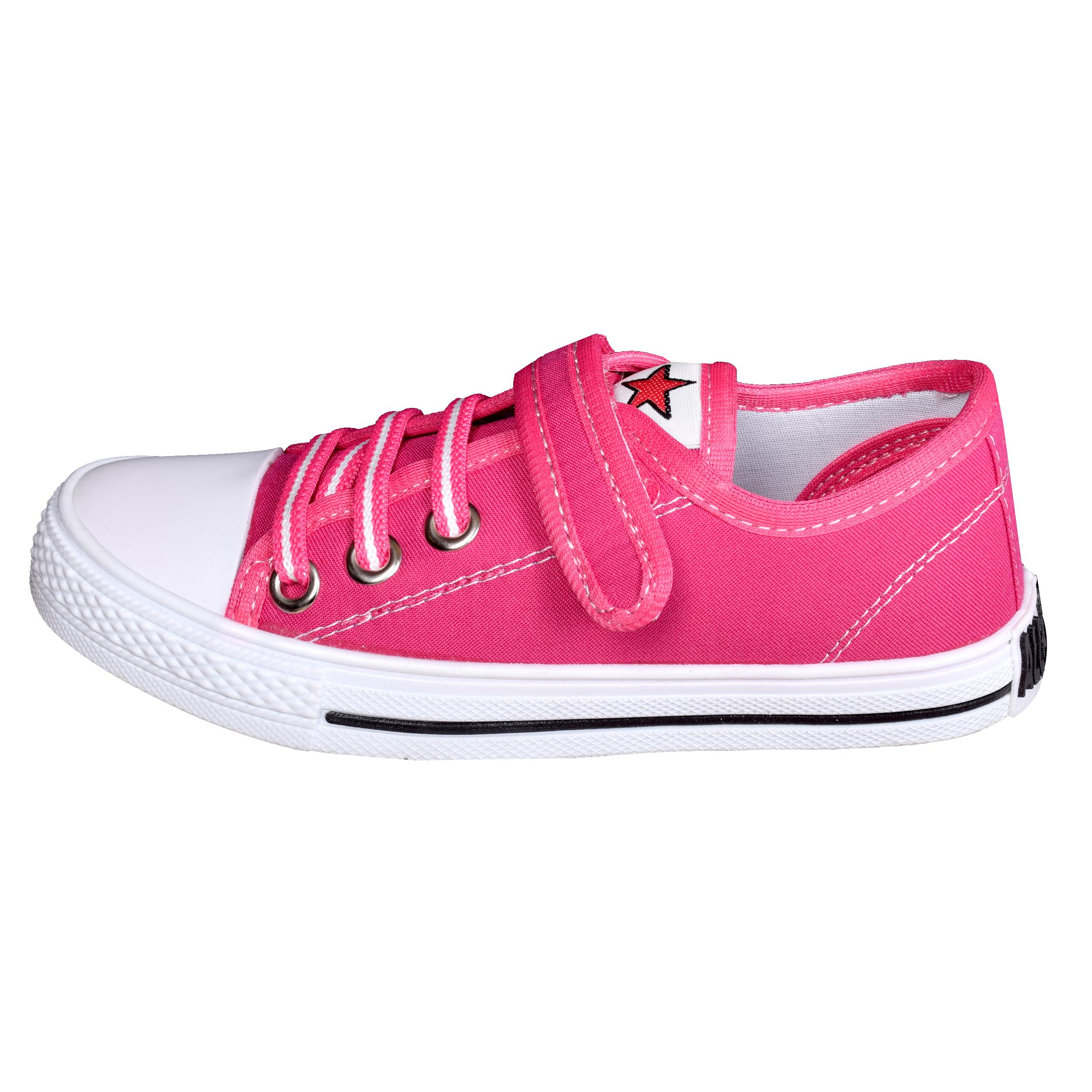 کفش راحتی دخترانه کد SKH-3921