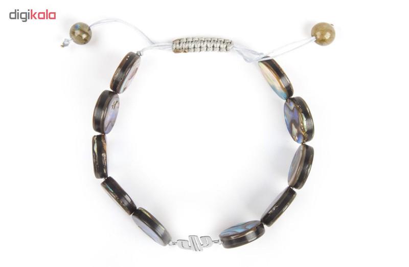 دستبند نقره زنانه ریسه گالری کد S1160
