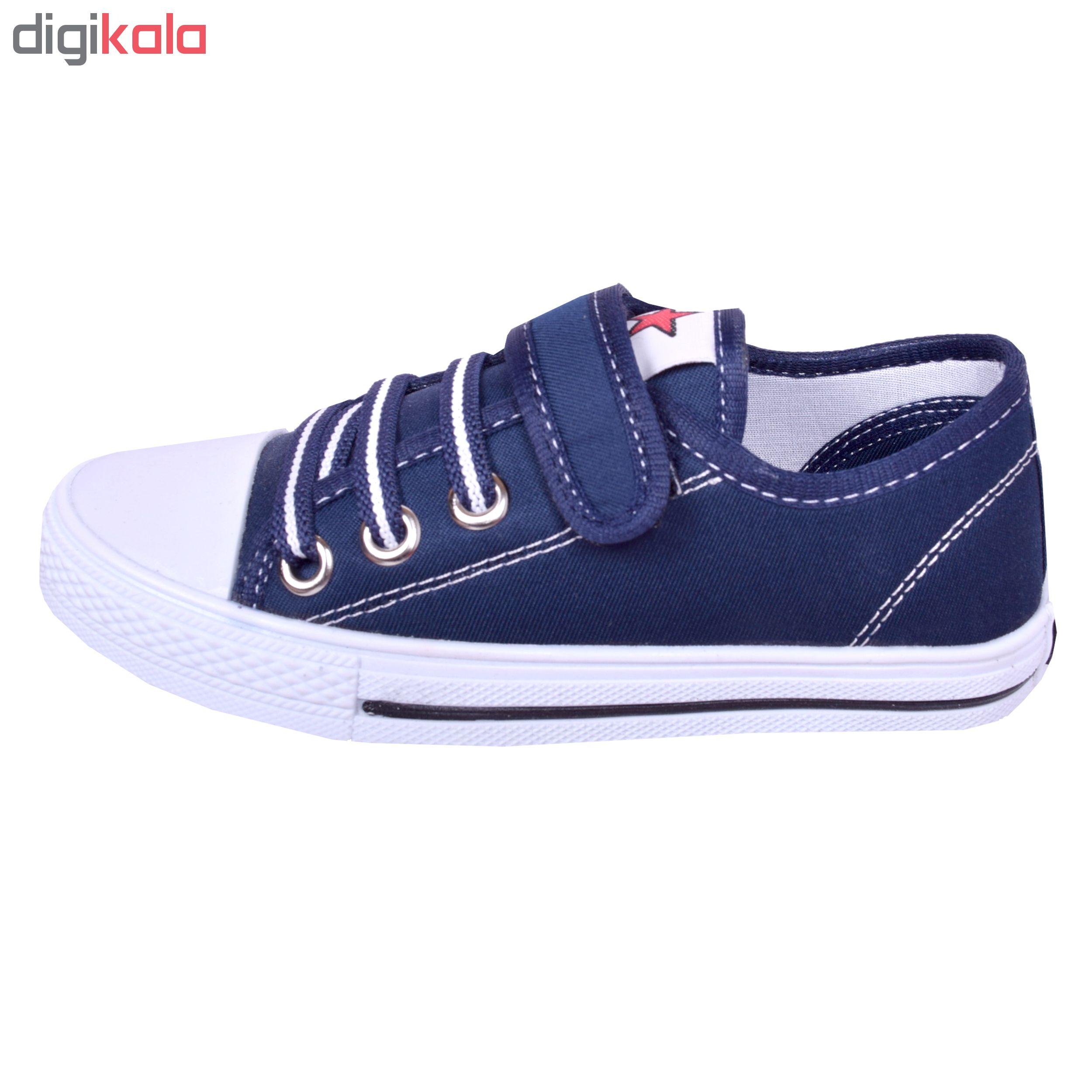 کفش راحتی دخترانه کد DBL-3921