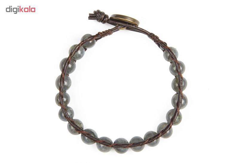 دستبند مردانه ریسه گالری کد Ri3-L1163