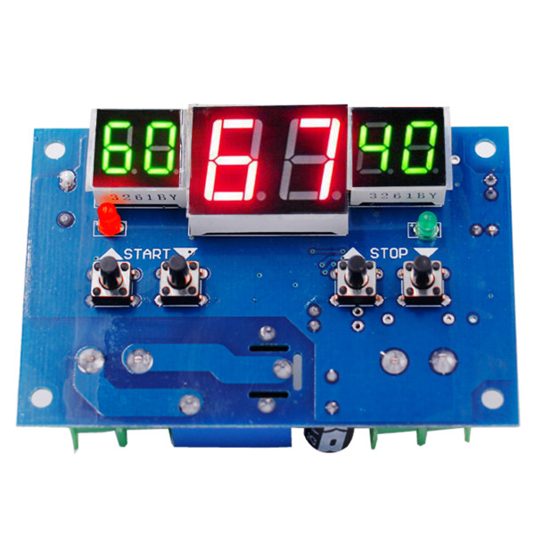 ماژول کنترل دما مدل W1401
