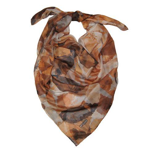 روسری زنانه طرح برگ