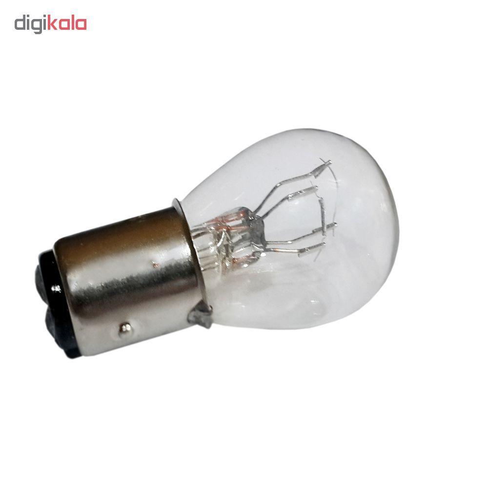لامپ هالوژن خودرو ام کی اس مدل S25-1034 main 1 3
