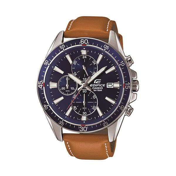 ساعت مچی عقربه ای مردانه کاسیو مدل EFR-546L-2A               خرید (⭐️⭐️⭐️)