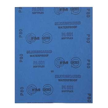 ورق سنباده اف ام مدل P80 PA881