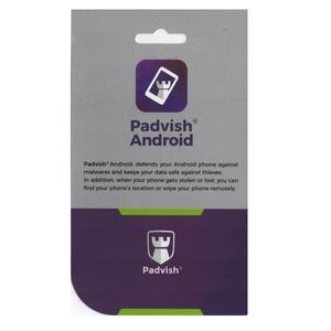 نرم افزار آنتی ویروس پادویش نسخه اندرروید یک کاربره 1 ساله