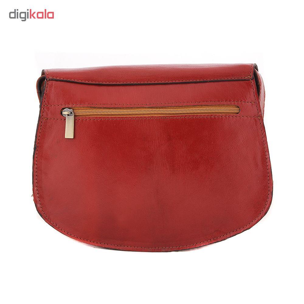 کیف دوشی زنانه کد B110