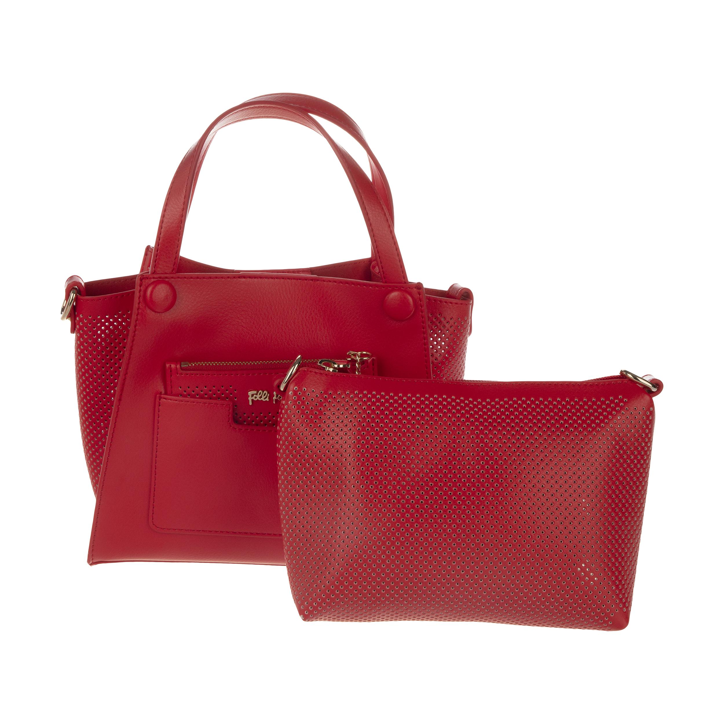 کیف دستی زنانه فولی فولیه مدل HB18P008GR