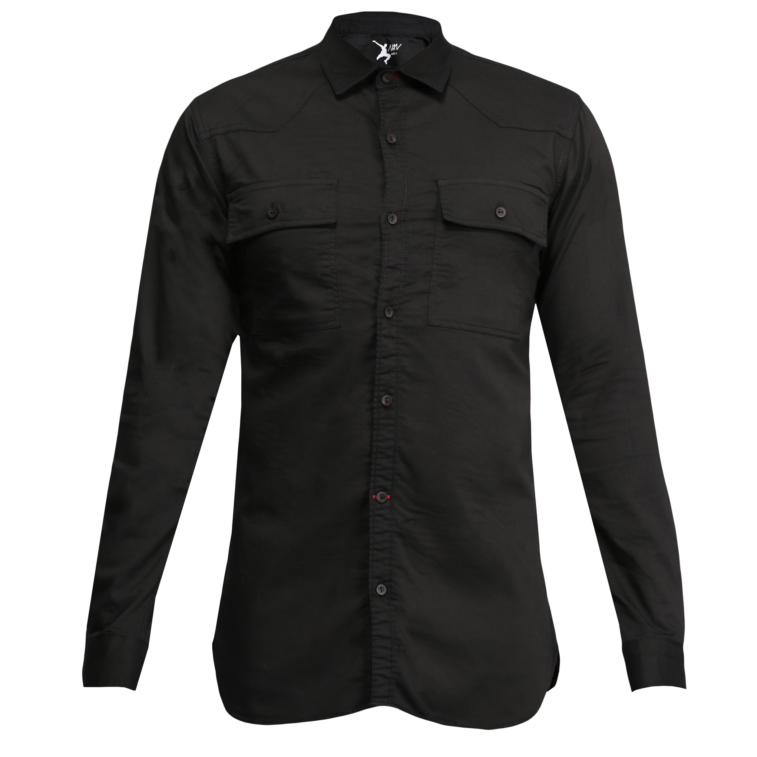 پیراهن مردانه ام دبلیو کد 4552