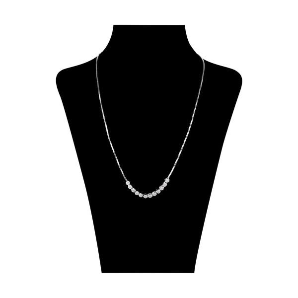 گردنبند نقره زنانه فولی فولیه مدل 3N16S052C