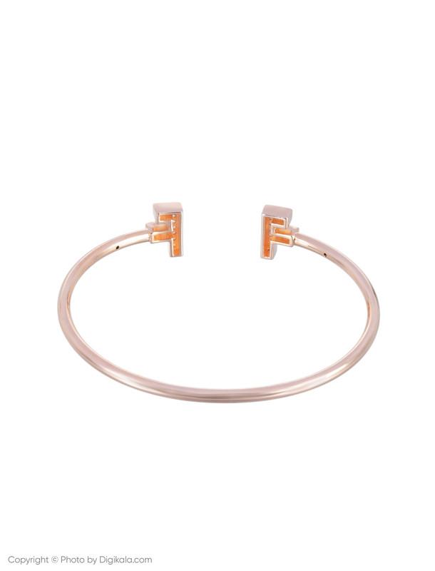 دستبند النگویی نقره زنانه فولی فولیه مدل 3B18S005RC