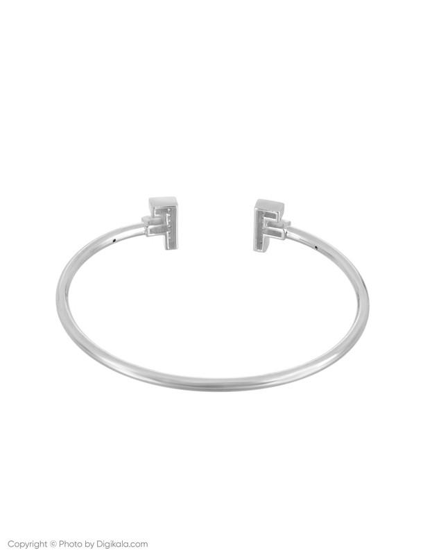دستبند النگویی نقره زنانه فولی فولیه مدل 3B18S005C
