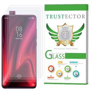 محافظ صفحه نمایش تراستکتور مدل GLS مناسب برای گوشی موبایل شیائومی Redmi K20 Pro بسته 3 عددی
