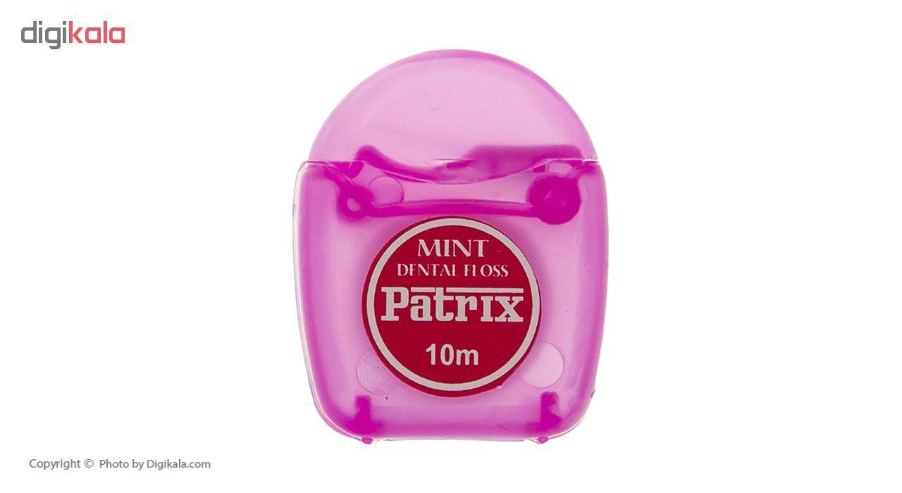 مسواک پاتریکس مدل Create به همراه نخ دندان main 1 6