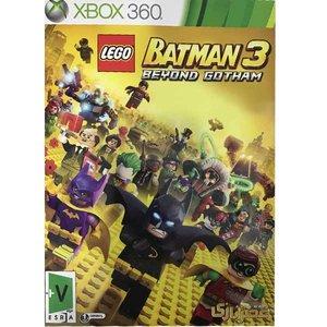 بازی LEGO Batman 3 beyond gotham مخصوص xbox 360 نشر عصر بازی