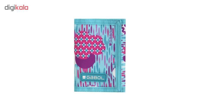 کیف پول زنانه گابل مدل Color