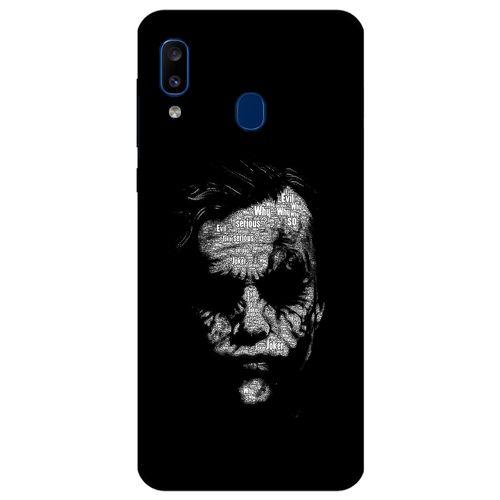 کاور کی اچ کد 7207 مناسب برای گوشی موبایل سامسونگ Galaxy A20 2019