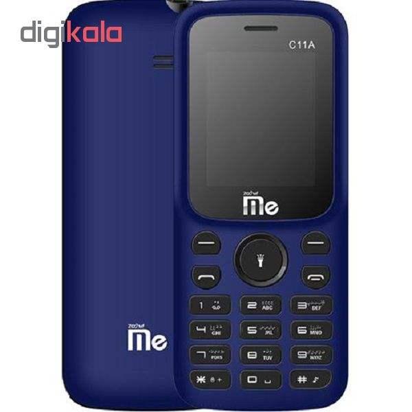 گوشی موبایل زوم می مدل C11A دو سیمکارت main 1 2