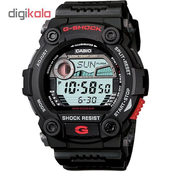 ساعت مچی دیجیتال کاسیو کد G-7900-1D