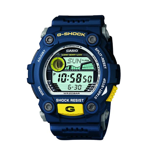 ساعت مچی دیجیتال مردانه کاسیو کد G-7900-2D